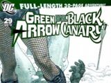 Green Arrow and Black Canary Vol 1 29