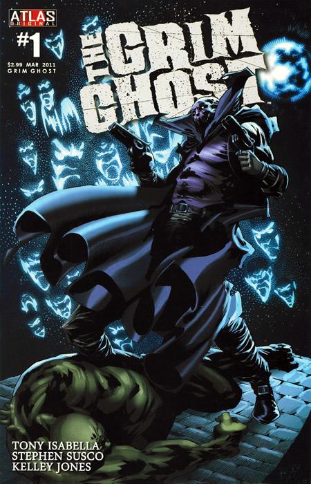 Grim Ghost Vol 2 1