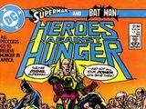 Heroes Against Hunger Vol 1 1
