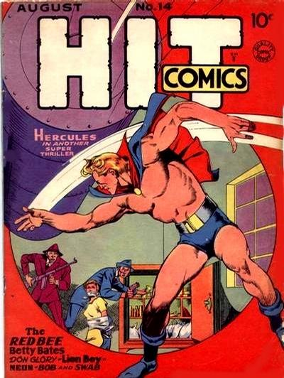 Hit Comics Vol 1 14