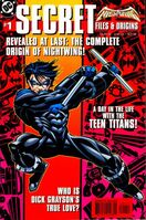 Nightwing Secret Files and Origins Vol 1 1