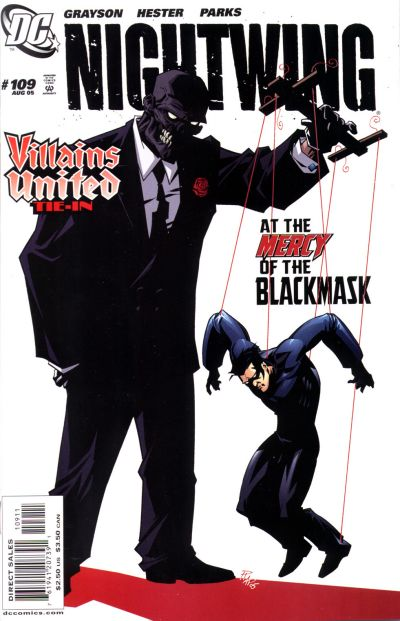 Nightwing Vol 2 109