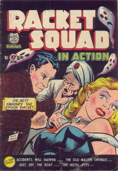 Racket Squad in Action Vol 1 5