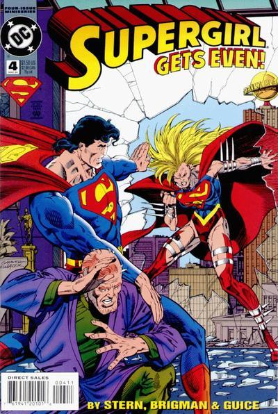 Supergirl Vol 3 4