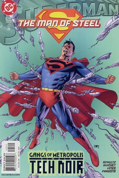 Superman: Man of Steel Vol 1 125