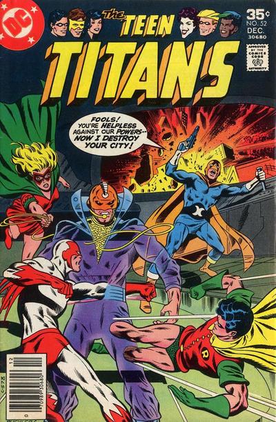 Teen Titans Vol 1 52