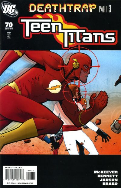 Teen Titans Vol 3 70