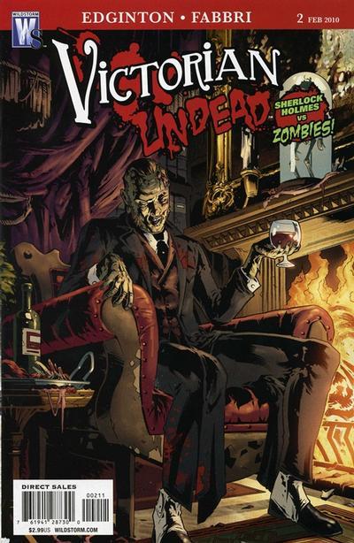 Victorian Undead Vol 1 2