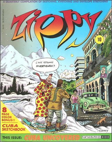 Zippy Quarterly Vol 1 10