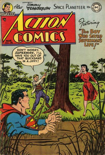 Action Comics Vol 1 190