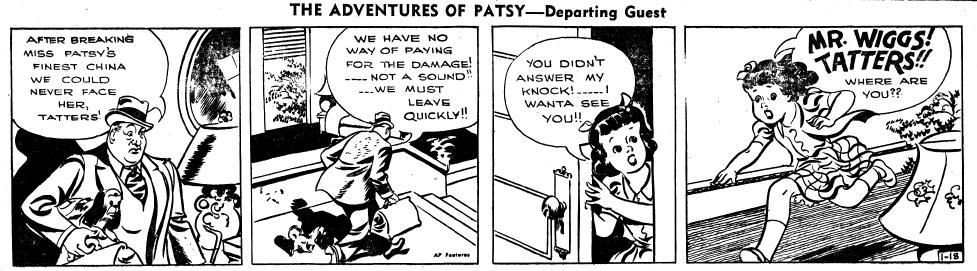 The Adventures of Patsy