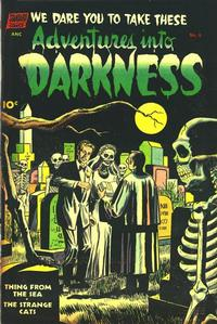 Adventures into Darkness Vol 1 6