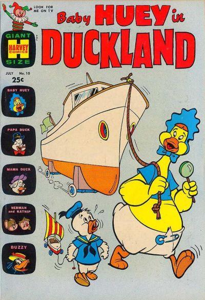 Baby Huey in Duckland Vol 1 10