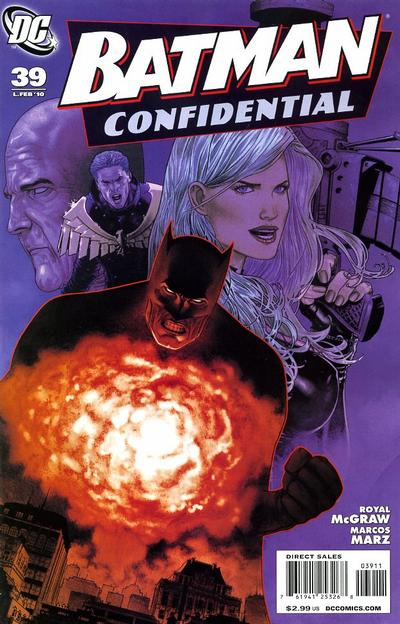 Batman Confidential Vol 1 39