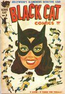 Black Cat Comics Vol 1 2