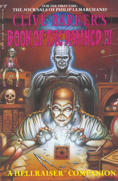 Book of the Damned Vol 1 3