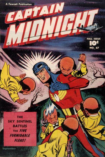 Captain Midnight Vol 1 67