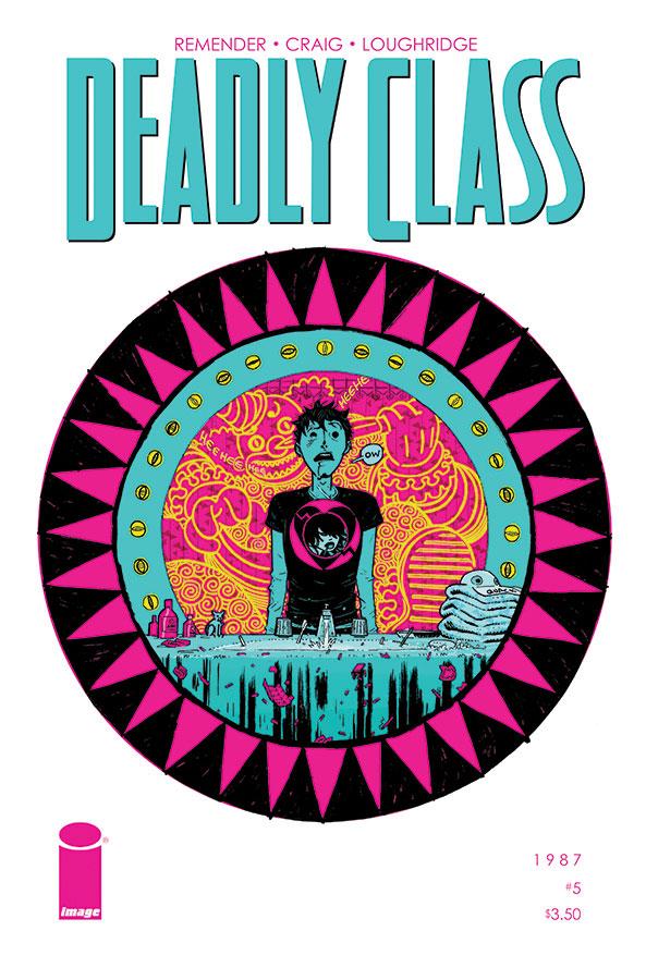 Deadly Class Vol 1 5