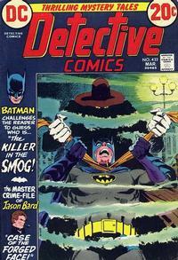 Detective Comics Vol 1 433