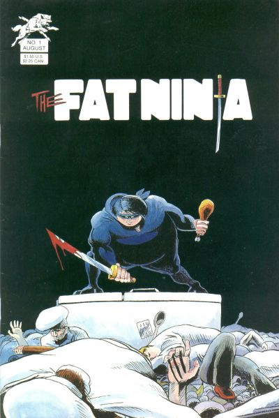 Fat Ninja Vol 1 1