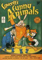 Fawcett's Funny Animals Vol 1 47