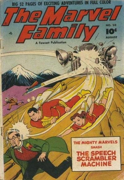 Marvel Family Vol 1 50