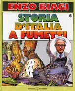 Storia d'Italia a fumetti Vol 1 6