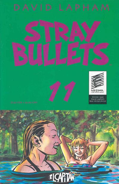 Stray Bullets Vol 1 11