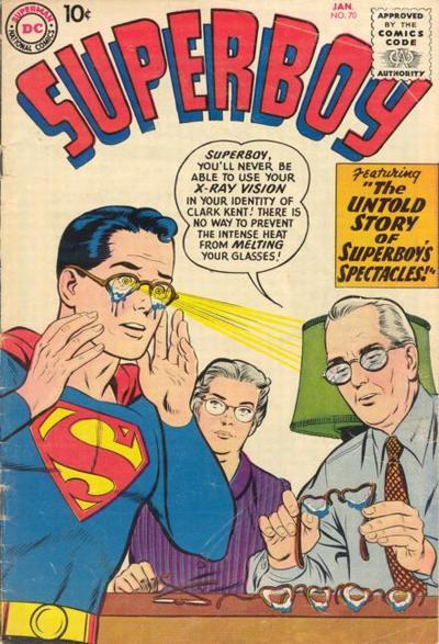Superboy Vol 1 70