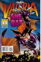 Valeria, the She-Bat Vol 2 2