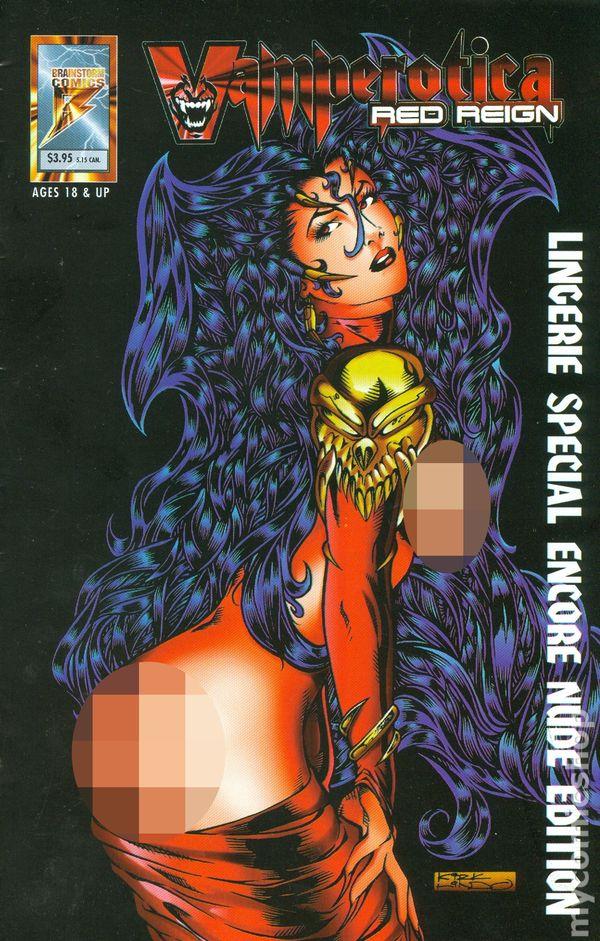 Vamperotica Lingerie Special Vol 1 1