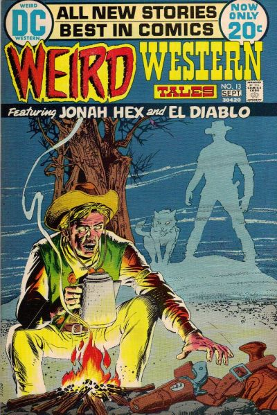 Weird Western Tales Vol 1 13