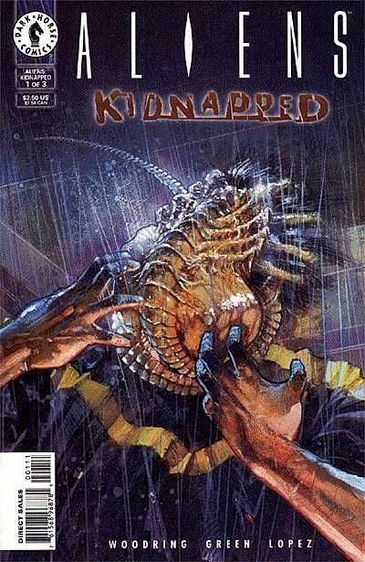 Aliens: Kidnapped Vol 1 1