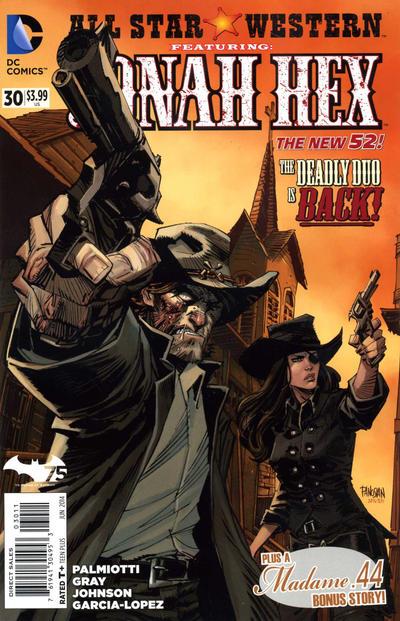 All-Star Western Vol 3 30