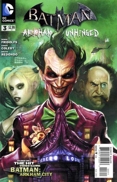 Batman: Arkham Unhinged Vol 1 3