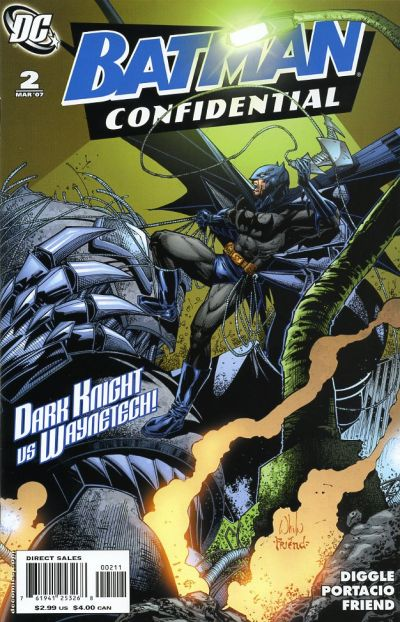 Batman Confidential Vol 1 2