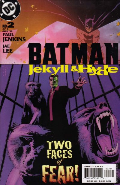 Batman: Jekyll and Hyde Vol 1 2