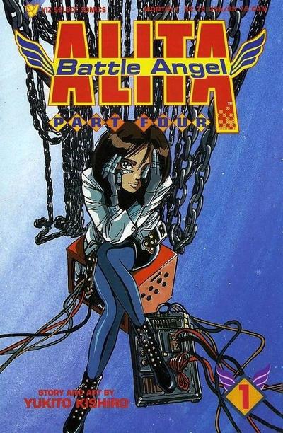 Battle Angel Alita Part 4 1