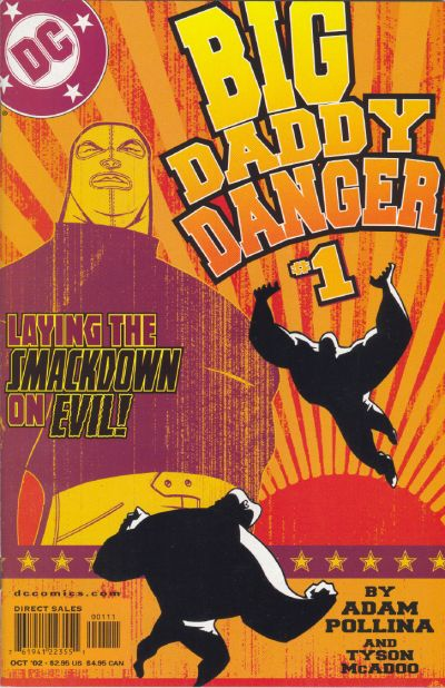 Big Daddy Danger Vol 1 1