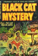 Black Cat Mystery Comics Vol 1 35