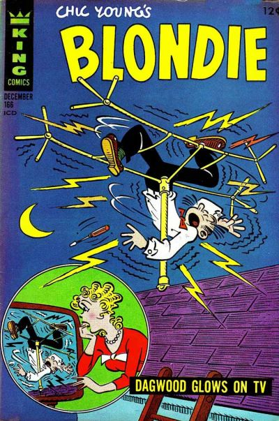 Blondie Comics Vol 1 166
