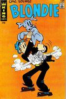 Blondie Comics Vol 1 173