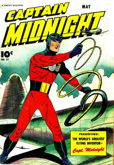 Captain Midnight Vol 1 31
