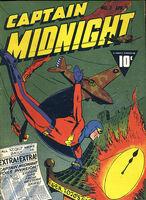 Captain Midnight Vol 1 7
