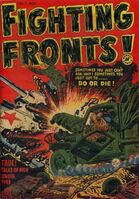 Fighting Fronts! Vol 1 1