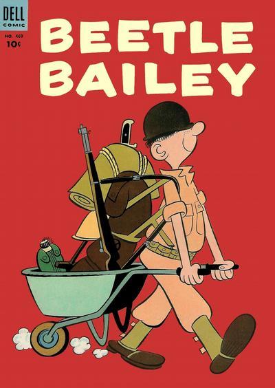 Beetle Bailey Vol 1