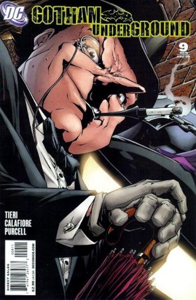 Gotham Underground Vol 1 9