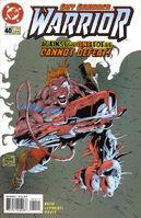 Guy Gardner Warrior Vol 1 40