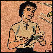 Jill Ross (Earth-MLJ) of Adventures of the Fly Vol1 18