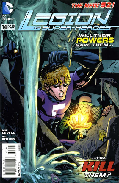 Legion of Super-Heroes Vol 7 14